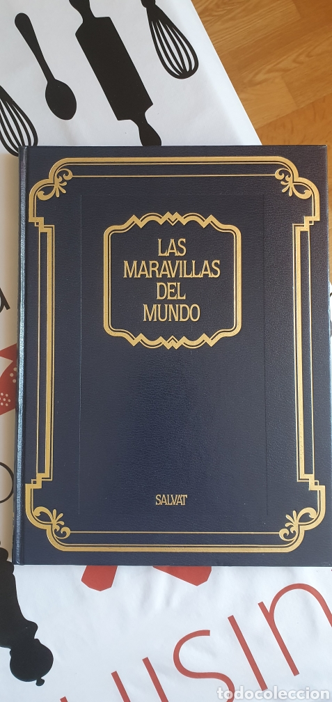 Libros: Libro Las Maravillas del Mundo Salvat - Foto 2 - 206956836