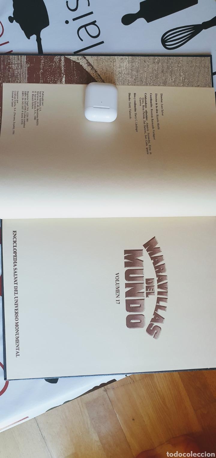 Libros: Libro Las Maravillas del Mundo Salvat - Foto 8 - 206956836