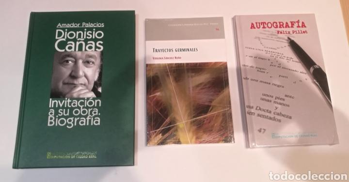 PACK DE TRES LIBROS DE LA HISTORIA DE CIUDAD REAL (Libros Nuevos - Historia - Historia del Arte)