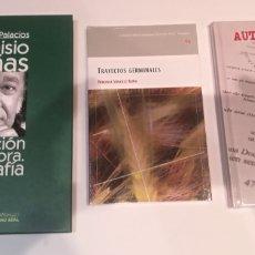 Libros: PACK DE TRES LIBROS DE LA HISTORIA DE CIUDAD REAL. Lote 208784818