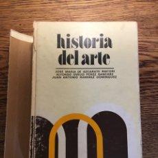 Libros: HISTORIA DEL ARTE. Lote 209047213