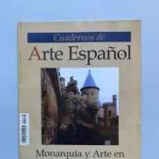 Libros: CUADERNOS DE ARTE ESPAÑOL - HISTORÍA 16 - COLECCIÓN COMPLETA NUEVA DEL 1 AL 100. Lote 210321085
