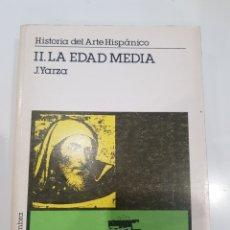 Libros: LA EDAD MEDIA ,J.YARZA ,EDITORIAL ALHAMBRA 1988. Lote 210691961