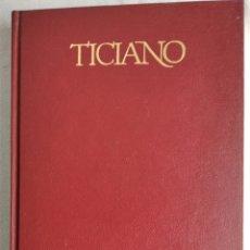 Libros: BIOGRAFÍA DE TICIANO. Lote 213239287
