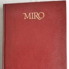 Libros: BIOGRAFÍA DE MIRÓ. Lote 213239885