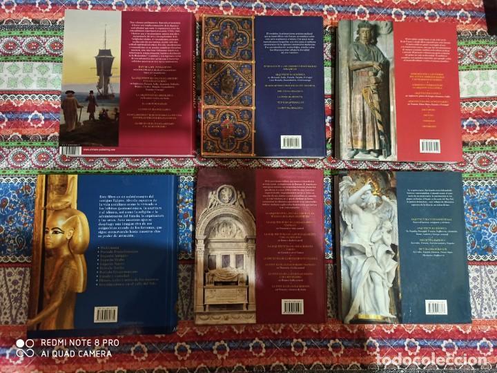 Libros: Barroco Egipto neoclásico románico gótico Renacimiento konemann arte lote libros - Foto 2 - 213703016