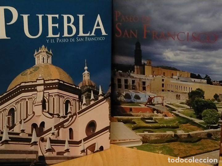 ( 2 X 1 EN LIBROS) PUEBLA Y EL PASEO DE SAN FRANCISCO (DOBLE TOMO) (Libros Nuevos - Historia - Historia del Arte)