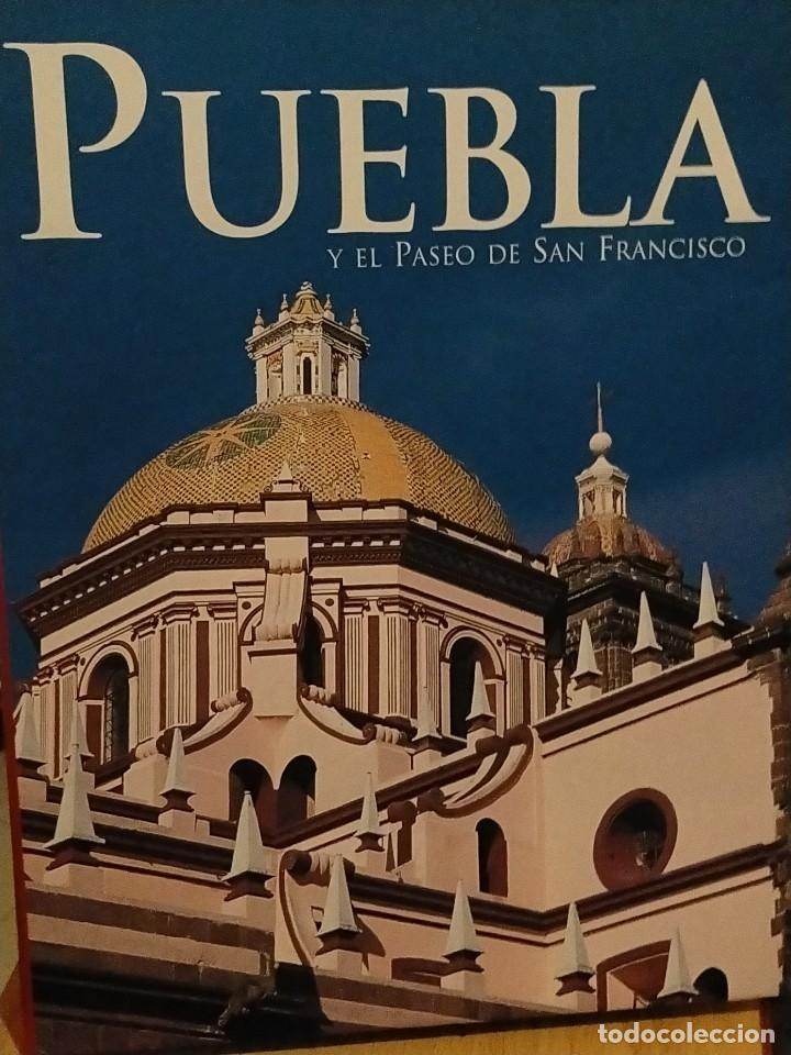 Libros: ( 2 X 1 EN Libros) PUEBLA Y EL PASEO DE SAN FRANCISCO (DOBLE TOMO) - Foto 2 - 214064656