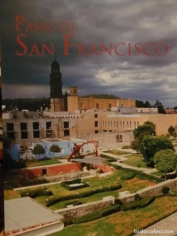 Libros: ( 2 X 1 EN Libros) PUEBLA Y EL PASEO DE SAN FRANCISCO (DOBLE TOMO) - Foto 3 - 214064656