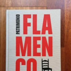 Libros: PATRIMONIO FLAMENCO, LA HISTORIA DE LA CULTURA JONDA EN LA BNE. Lote 214078906