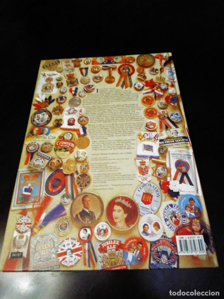 Libros: El libro de recuerdos reales britanicos / The Royal Scrapboook by Rober Opie - Foto 2 - 215674276