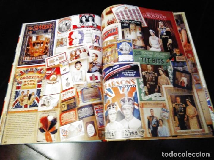 Libros: El libro de recuerdos reales britanicos / The Royal Scrapboook by Rober Opie - Foto 3 - 215674276
