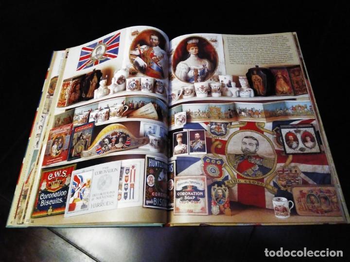 Libros: El libro de recuerdos reales britanicos / The Royal Scrapboook by Rober Opie - Foto 5 - 215674276