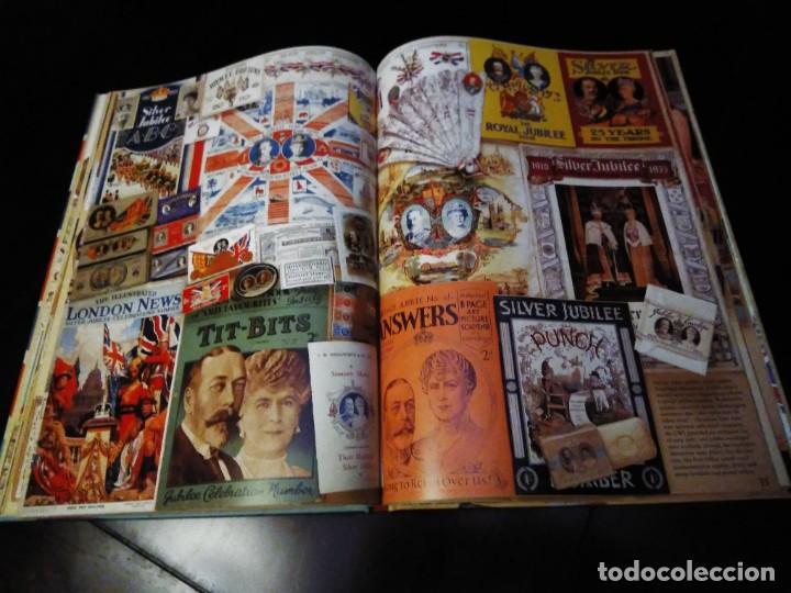 Libros: El libro de recuerdos reales britanicos / The Royal Scrapboook by Rober Opie - Foto 6 - 215674276