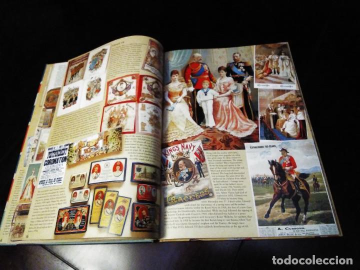 Libros: El libro de recuerdos reales britanicos / The Royal Scrapboook by Rober Opie - Foto 8 - 215674276