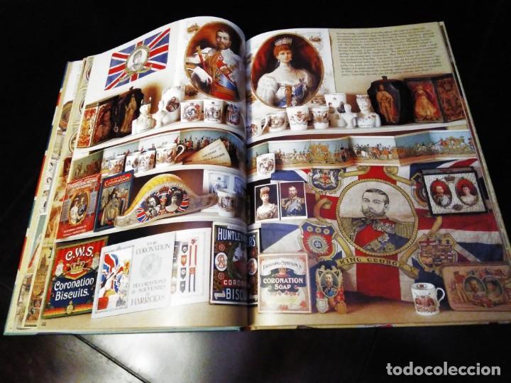 Libros: El libro de recuerdos reales britanicos / The Royal Scrapboook by Rober Opie - Foto 10 - 215674276