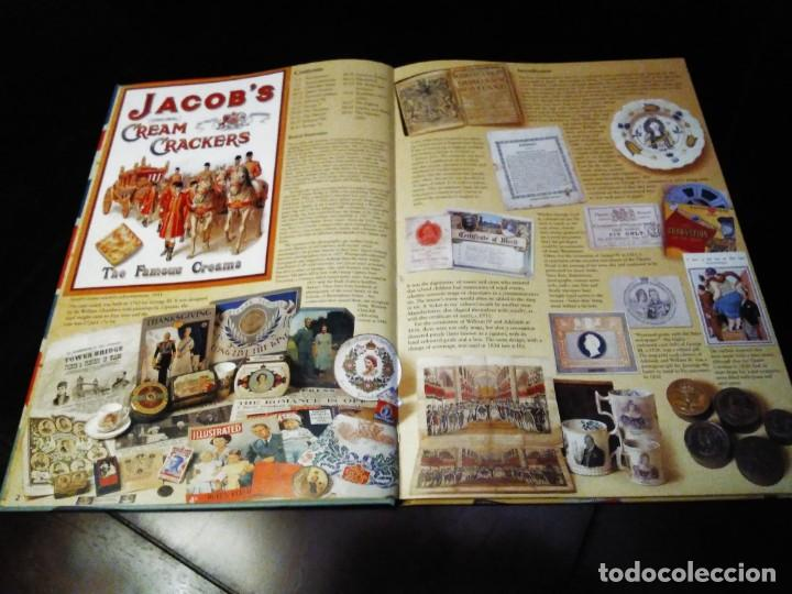 Libros: El libro de recuerdos reales britanicos / The Royal Scrapboook by Rober Opie - Foto 14 - 215674276