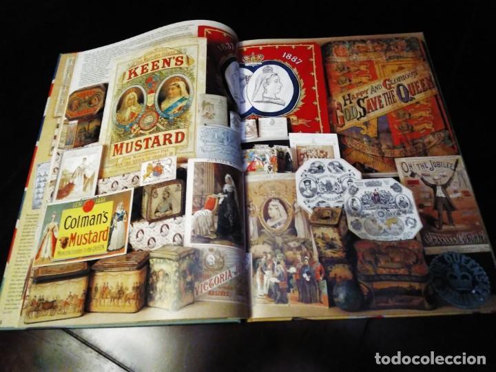 Libros: El libro de recuerdos reales britanicos / The Royal Scrapboook by Rober Opie - Foto 16 - 215674276