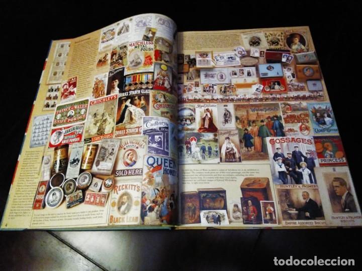 Libros: El libro de recuerdos reales britanicos / The Royal Scrapboook by Rober Opie - Foto 17 - 215674276