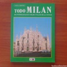 Libros: TODO MILÁN.. Lote 217678585