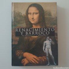 Libros: RENACIMIENTO Y BARROCO. TOMO 3.. Lote 218173878