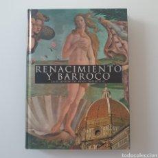 Libros: RENACIMIENTO Y BARROCO. TOMO 1.. Lote 218174412