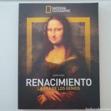 Libros: RENACIMIENTO. LA ERA DE LOS GENIOS. NATIONAL GEOGRAPHIC.. Lote 218220816