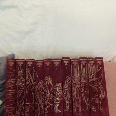 Libros: HISTORIA UNIVERSAL DEL ARTE. 11TOMOS JOSÉ MILICUA. Lote 220507867