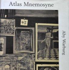 Libri: ATLAS MNEMOSYNE. ABY WARBURG. Lote 227489680