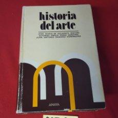 Libros: HISTORIA DEL ARTE. Lote 228422830