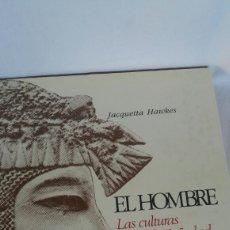 Libros: EL HOMBRE LAS CULTURAS DE LA ANTIGÜEDAD. Lote 233378705
