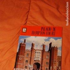 Libri: 4.PALACIO DE HAMPTON COURT. ERIC RESTALL - ESPAÑOL - 52 FOTOS. BARCELONA, 1986. Lote 195755903