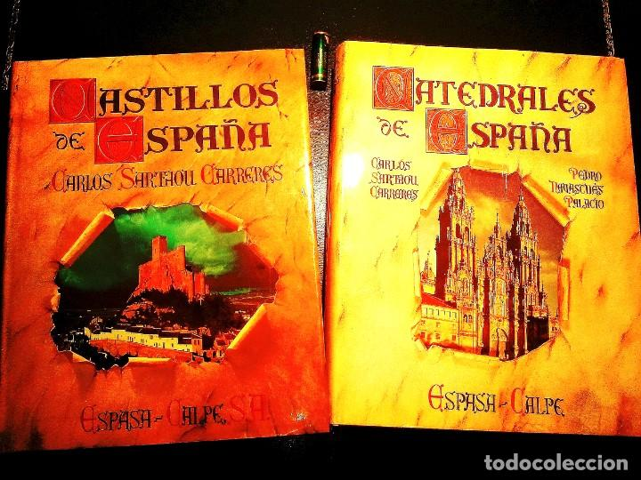 CATEDRALES Y CASTILLOS DE ESPAÑA - NUEVOS (Libros Nuevos - Historia - Historia del Arte)