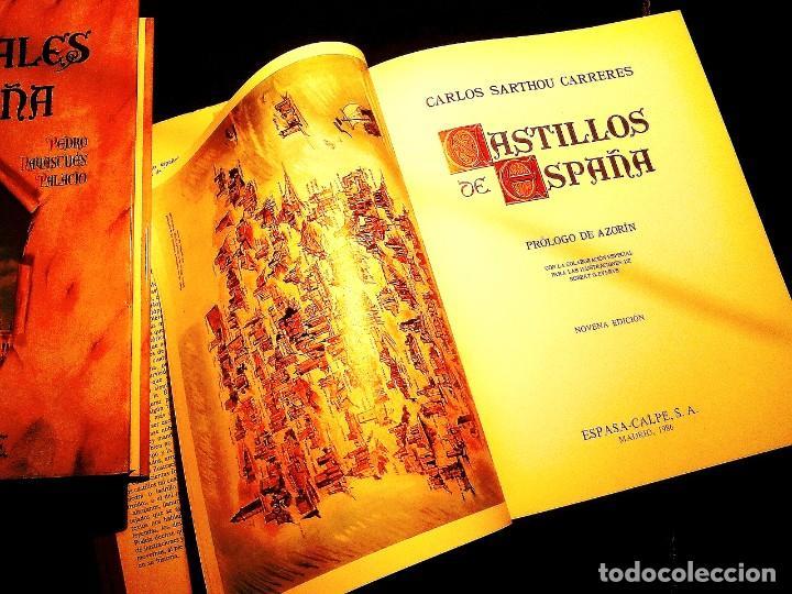 Libros: CATEDRALES Y CASTILLOS DE ESPAÑA - NUEVOS - Foto 2 - 239873270