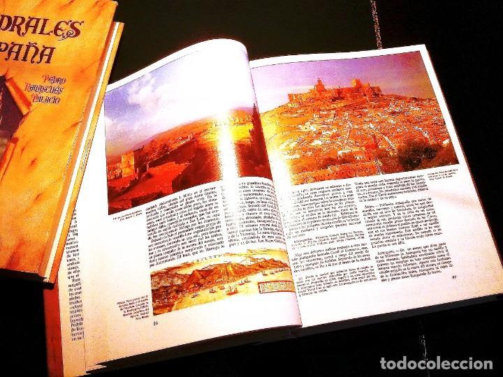 Libros: CATEDRALES Y CASTILLOS DE ESPAÑA - NUEVOS - Foto 3 - 239873270