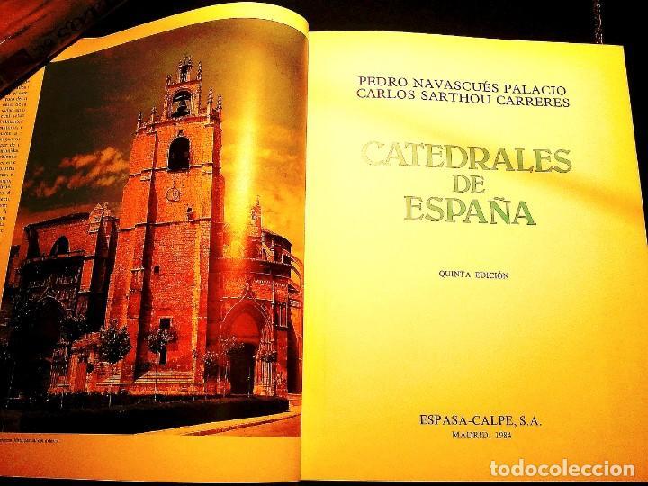 Libros: CATEDRALES Y CASTILLOS DE ESPAÑA - NUEVOS - Foto 4 - 239873270