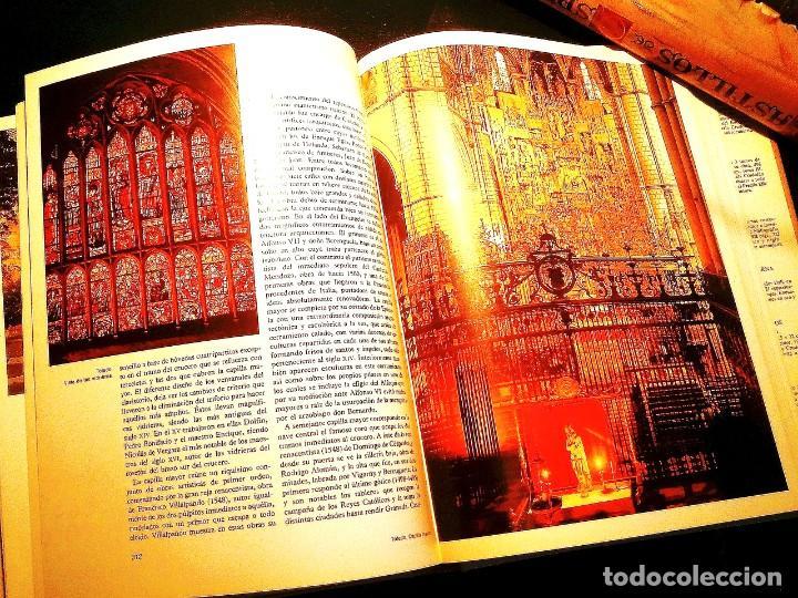 Libros: CATEDRALES Y CASTILLOS DE ESPAÑA - NUEVOS - Foto 7 - 239873270