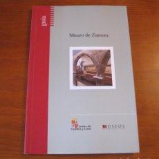 Libros: GUÍA DEL MUSEO DE ZAMORA. ROSARIO GARCÍA. Lote 243005780