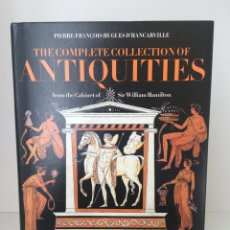 Libros: D'HANCARVILLE. THE COMPLETE COLLECTION OF ANTIQUITIES (BIBLIOTHECA UNIVERSALIS, TASCHEN). Lote 251364615