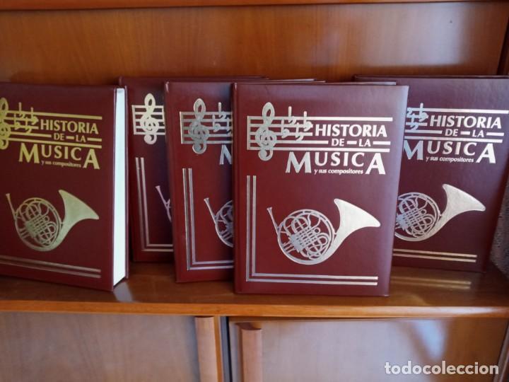 HISTORIA DE LA MUSICA (Libros Nuevos - Historia - Historia del Arte)