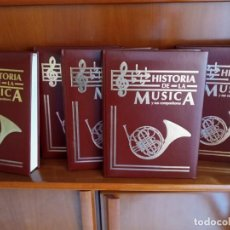 Libros: HISTORIA DE LA MUSICA. Lote 251543030