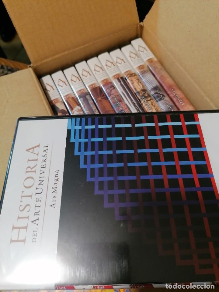 Libros: Historia del Arte Universal. Planeta - Foto 2 - 254379070
