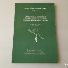 Libros: LAS PINTURAS RUPESTRES DE SESAMO, VEGA DE ESPINAREDA (LEON) / J. AVELINO GUTIERREZ - J. LUIS AVELLO. Lote 264733784