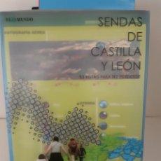 Libros: SENDAS DE CASTILLA Y LEON. Lote 266005978