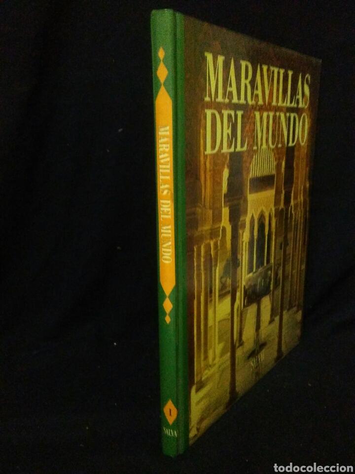 Libros: Libro maravillas del mundo ,salvat - Foto 2 - 269837403