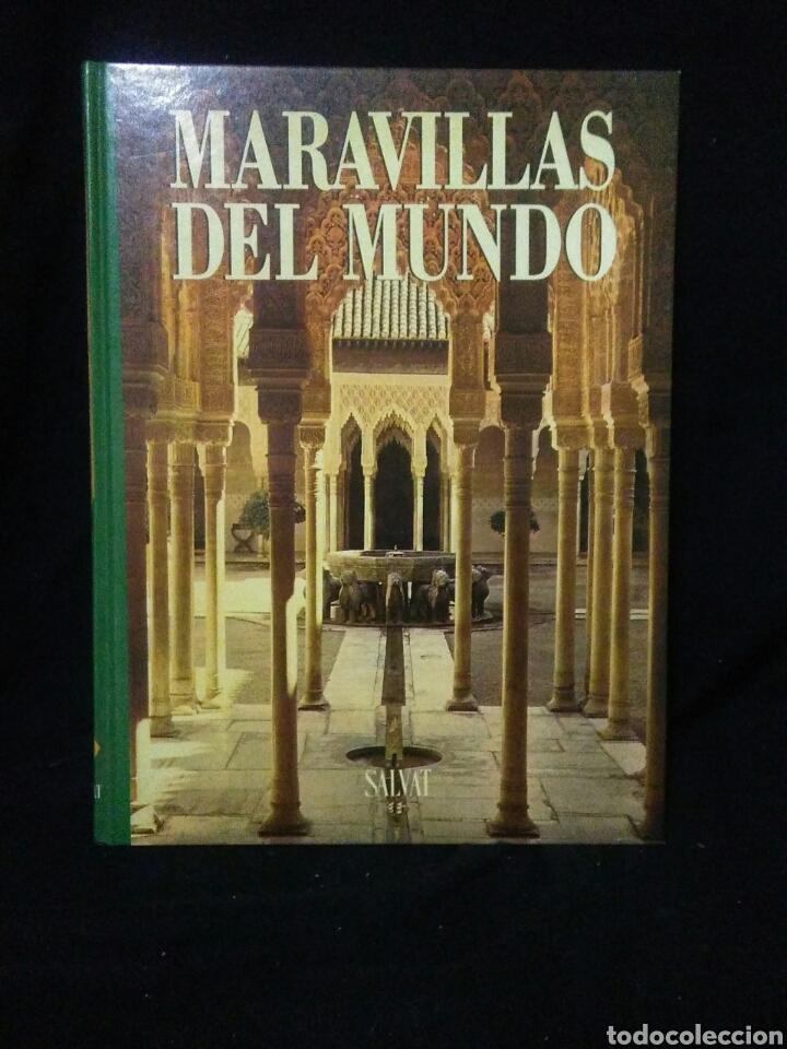 LIBRO MARAVILLAS DEL MUNDO ,SALVAT (Libros Nuevos - Historia - Historia del Arte)