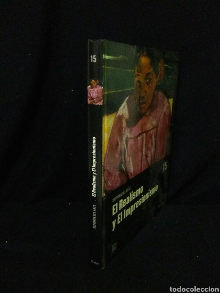 Libros: Historia del arte ,el realismo y el impresionismo - Foto 3 - 269837718
