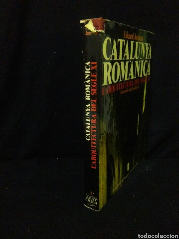 Libros: Catalunya romanica ,larquitectura del segle XI ,eduart junyent , - Foto 2 - 269838098