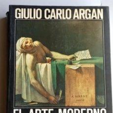 Libros: EL ARTE MODERNO. Lote 276251018