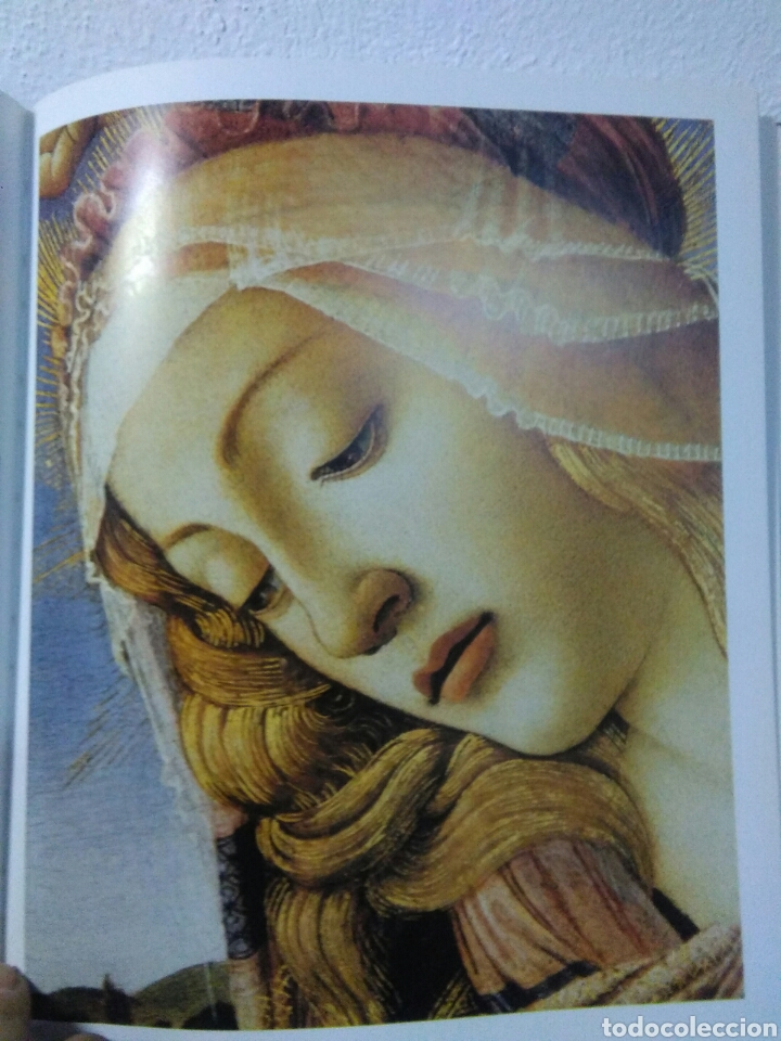 Libros: Interesante libro ,Maria ,visto a través de la pintura de grandes pintores de todas las epocas - Foto 6 - 278824888